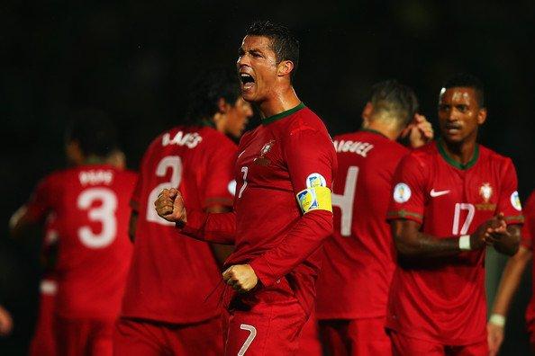 portugal  vs irland ..............♥