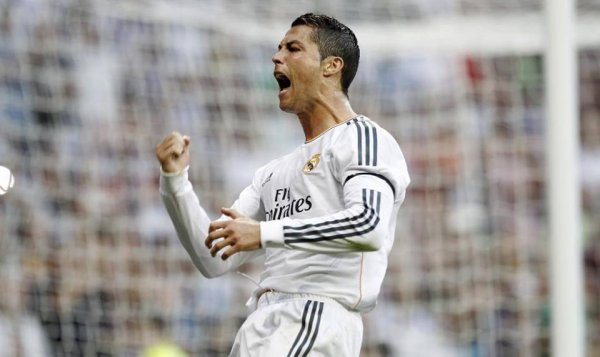 real madrid 4 : 1 getafi ..............♥