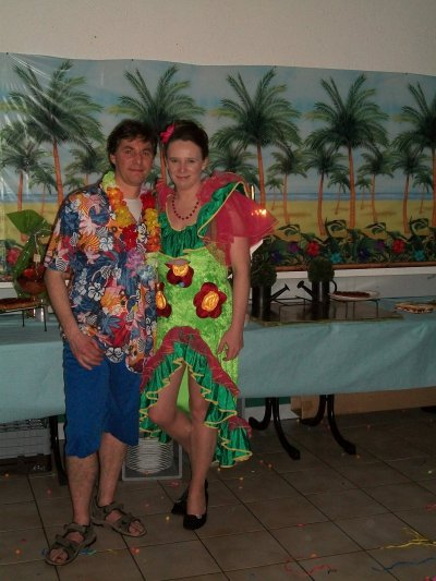 MES 40 ANS !!  SOIREE TROPICALE