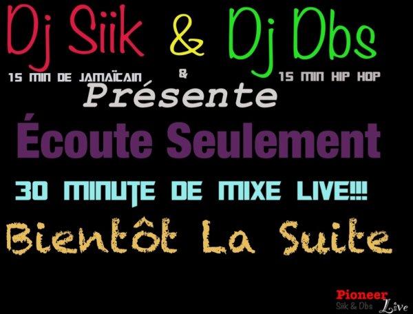 EKOUTE SEULEMENT présenter par dj SIIK-DJ DBS!!!!!!!!!!!!!2012