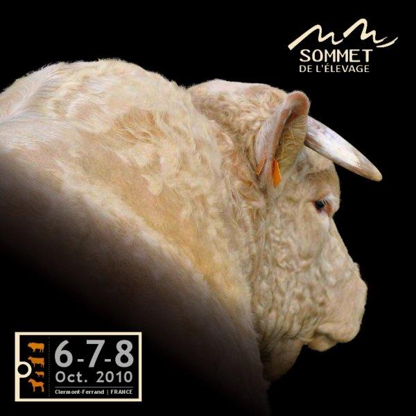 Sommet de l'élevage 2010 !!!!!!!