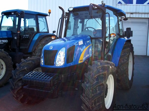 Concésionnaire New Holland