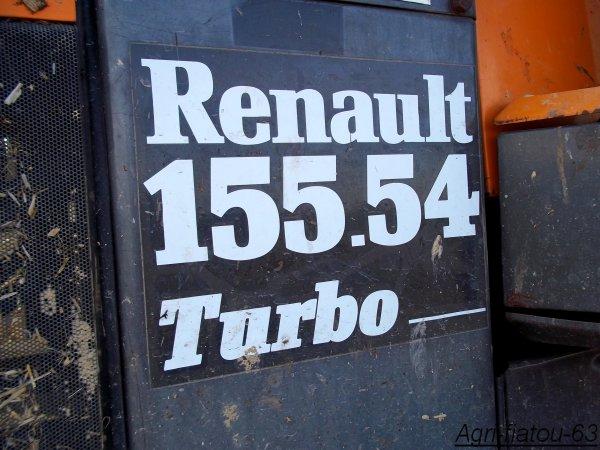 Renault 155-54 turbo et leboulch