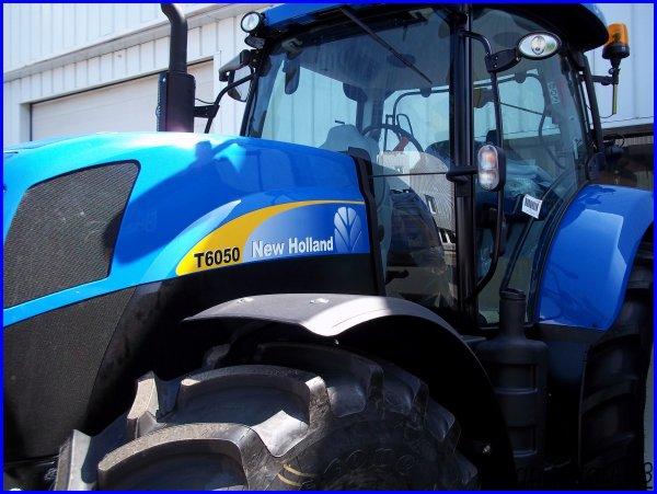 Mon nouveau tracteur !!!!!
