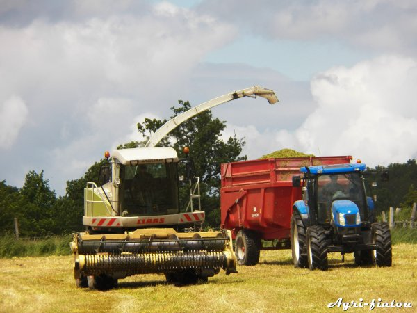 Ensilage d'herbe ( 04-06-12 )