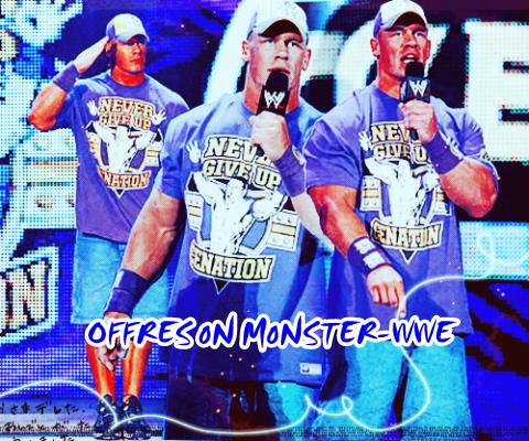 0FFRES 0N M0NSTER-WWE