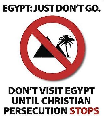 Le Drame de Coptes en Egypte