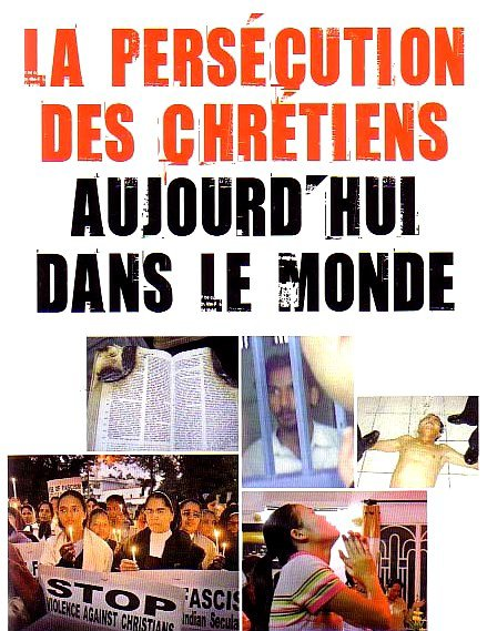 PERSECUTION QUOTIDENNE  DES COPTES D'EGYPTE