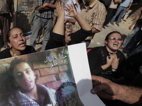 « Ils ne veulent plus de chrétiens en Égypte !»