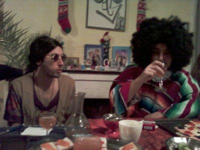 soirée du 31/12/2011