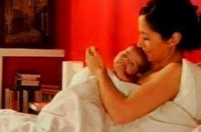 samia va garder son bébé