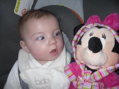 Nao & Minnie