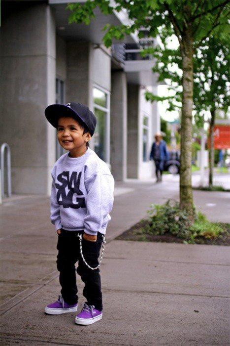 Très Le petit garçon a 5 ans ! - Swag Un Styles ! LS15
