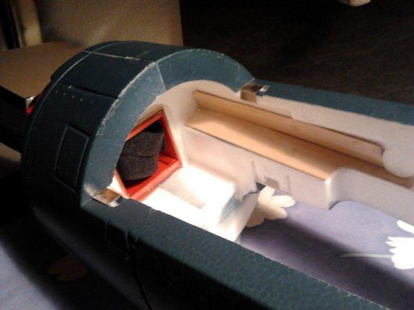 renfort du fuselage