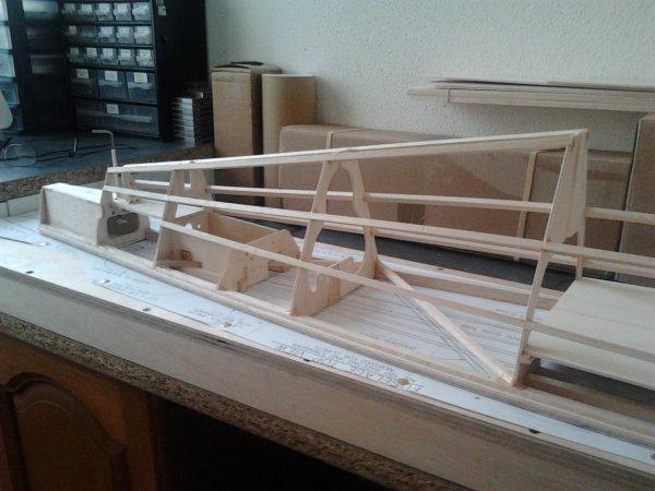 montage du fuselage