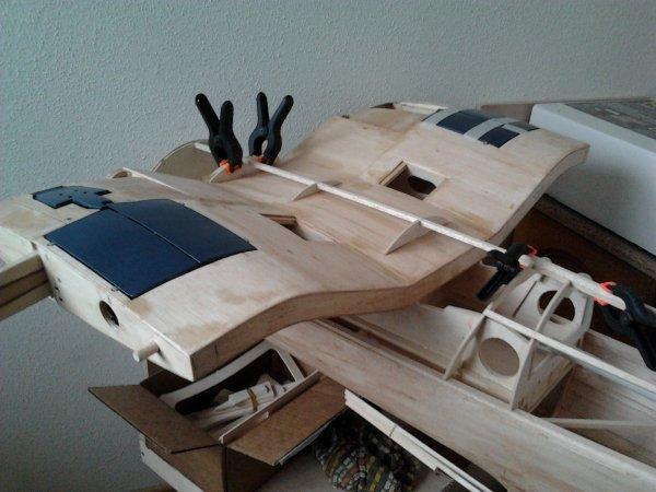 suite du fuselage