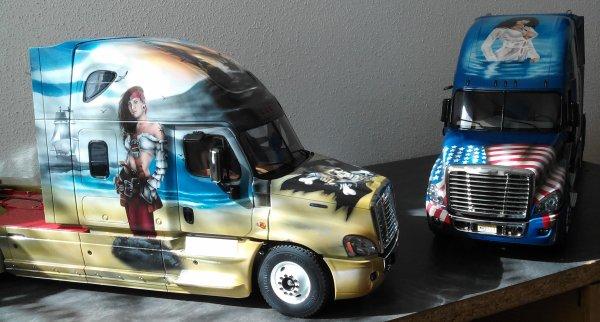 camions decorés