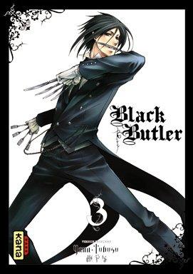 Tome 3 de Black butler