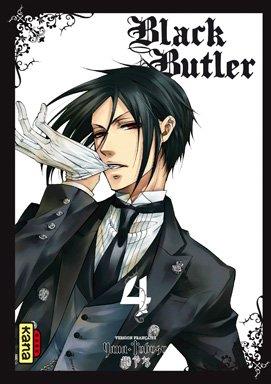 Tome 4 de Black butler