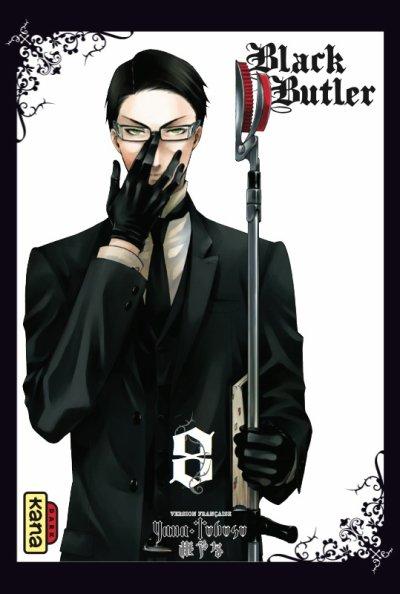Tome 8 de Black butler