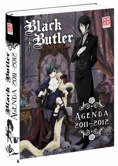 Agenda Black butler 2011 2012