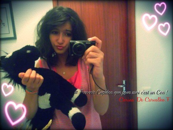 • Cupidon Ne C'est Pas Visé La Preuve Il Ma Rater !