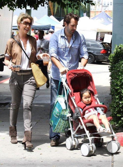 Katherine Heigl & Josh Kelley de nouveaux parents!!
