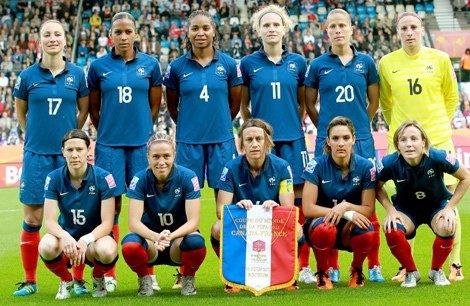 les françaises <3