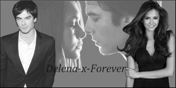 Delena-X-Forever