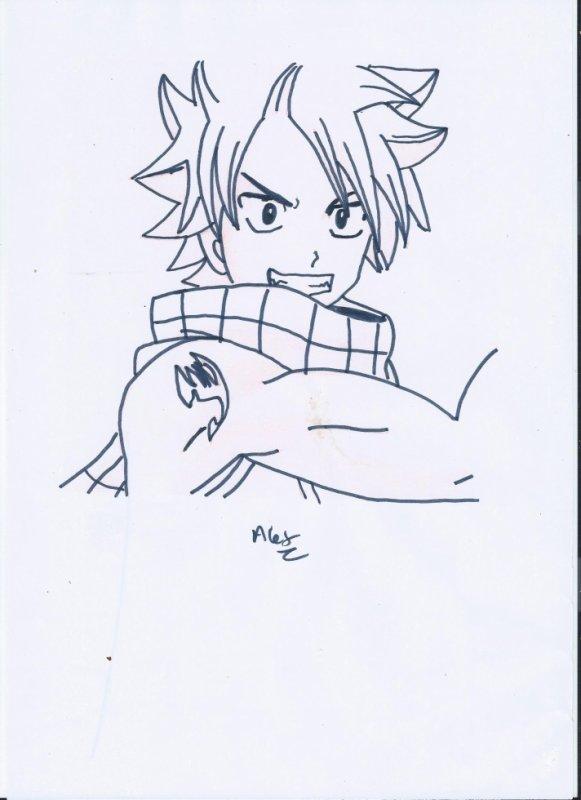 Natsu (fairy tail)
