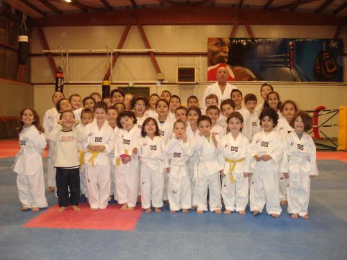 club taekwondo saint priest