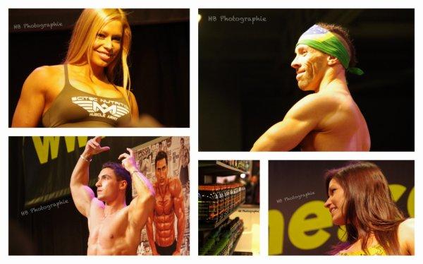Mondial du fitness Paris 2013