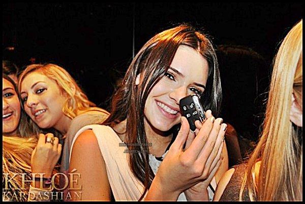 Kendall Sweet 16! L'épisode! Tu prends tu crédites :).