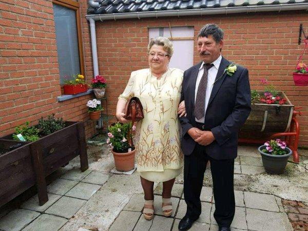 Mariage le 13 mai 2017