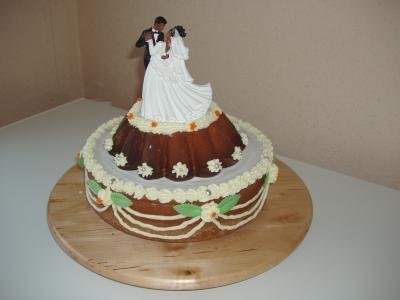 Gâteau mariage - GATEAUX ANTILLAIS