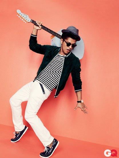 Style De Bruno Mars !!!!!<33