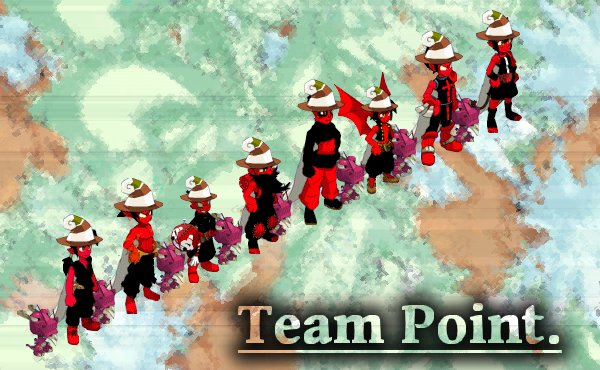 Team Point Allister