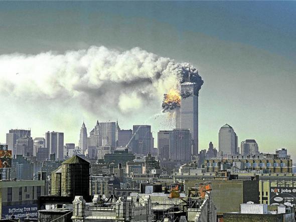 11 septembre 2001 nous  n'oublirons jamais