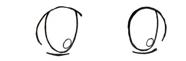 Tutoriel Manga: Dessiner les yeux des chibis