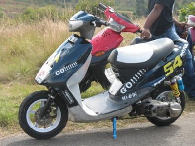moto scooter 90 yamaha