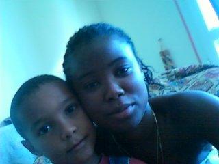 moi et mon frangin