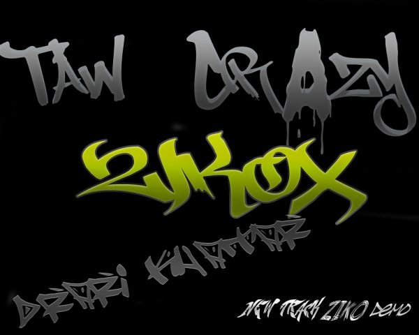 ZikoX [new tRack] Drrari khatar (demo)