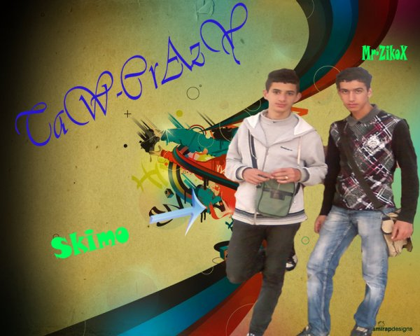 TaW-CrAzY -----> SkiMo & Mr-ZikoX