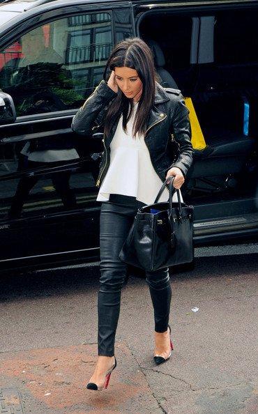 21\05\12 Kim Kardashian visite Londres accompagnée de son ami Johantan Cheban