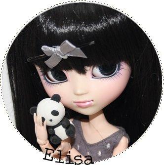 Ma première Pullip: Elisa ♥