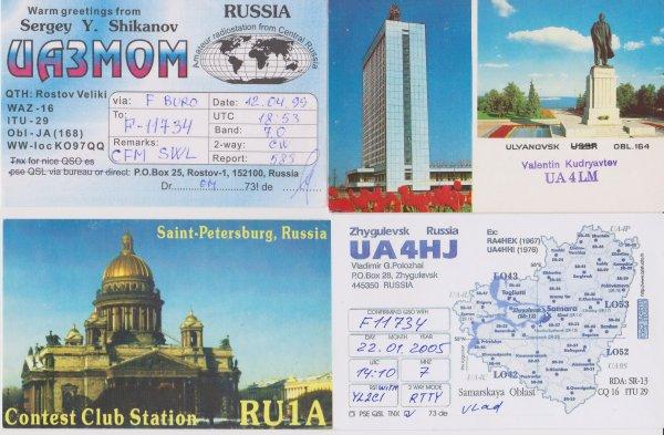 RUSSIE EUROPE