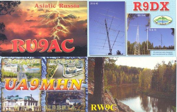 RUSSIE ASIE