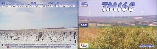 DEPARTEMENT 16 CHARENTE