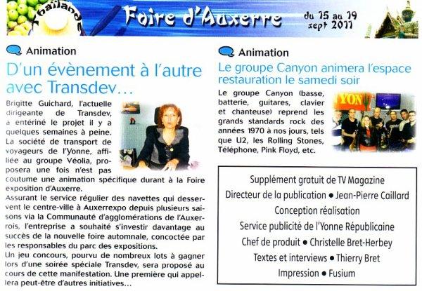 Auxerrexpo le 17/09/2011