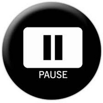 P'tite pause ...